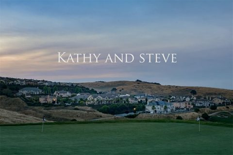 Kathy and Steven